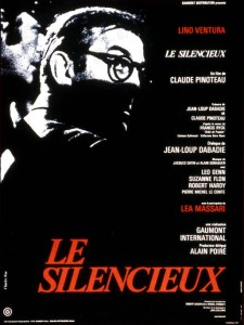 Le silencieux 1973 rŽal : Claude Pinoteau  Collection Christophel