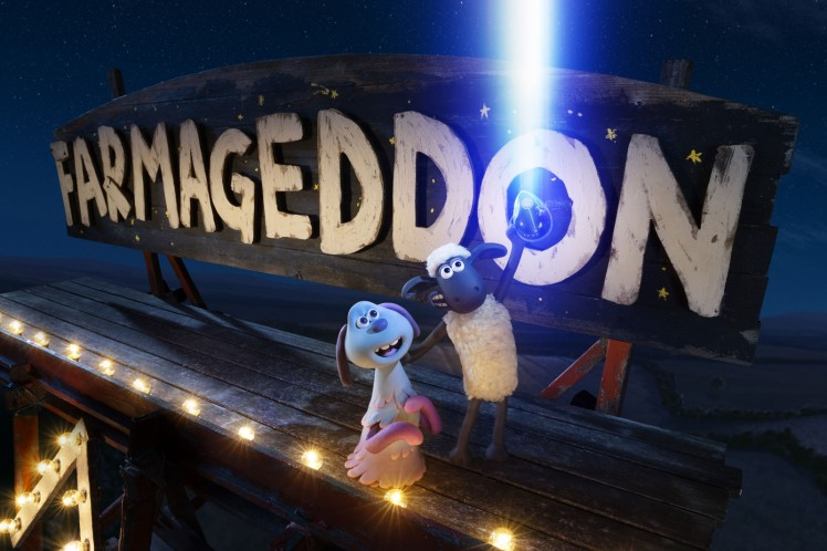 SHAUN THE SHEEP MOVIE FARMAGEDDON